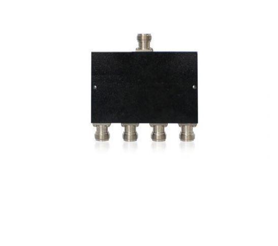 Micro-Strip Four-Way Splitter