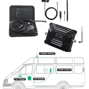 All 3G Pro Data Vehicle Booster - SVB2100P