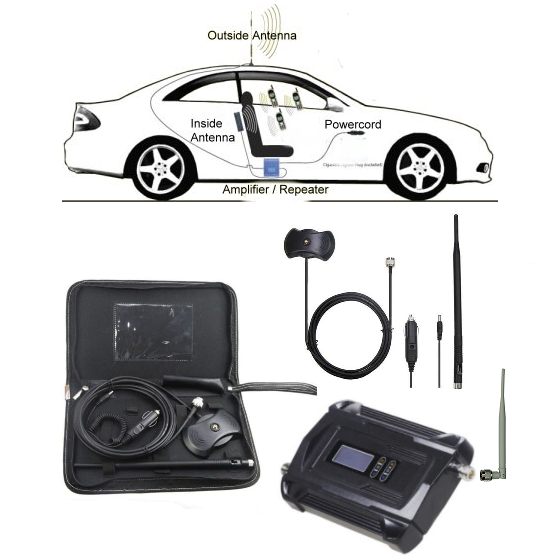 Vehicle Booster Vodacom 2G & 3G - SVB921P