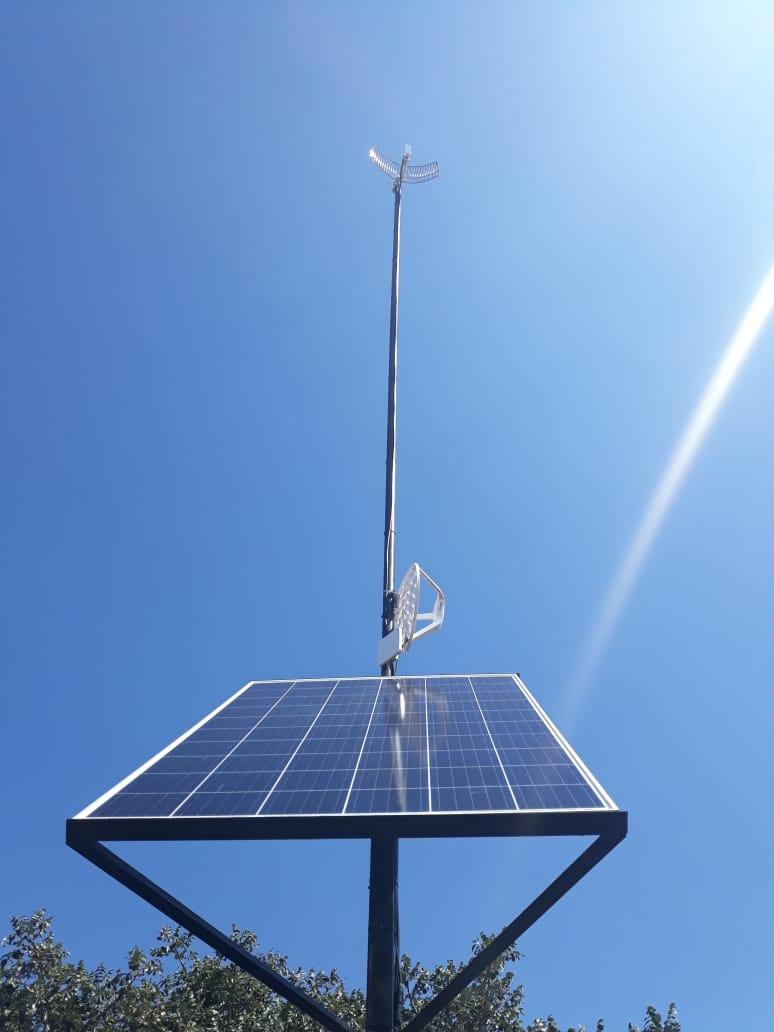 Outdoor Signal Booster Installs 5