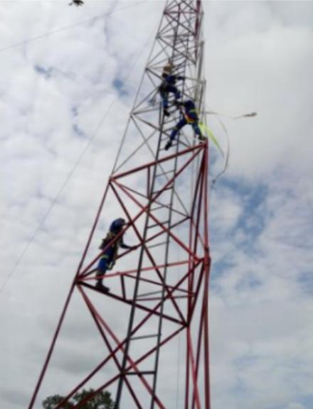 Outdoor Signal Booster Installs 3
