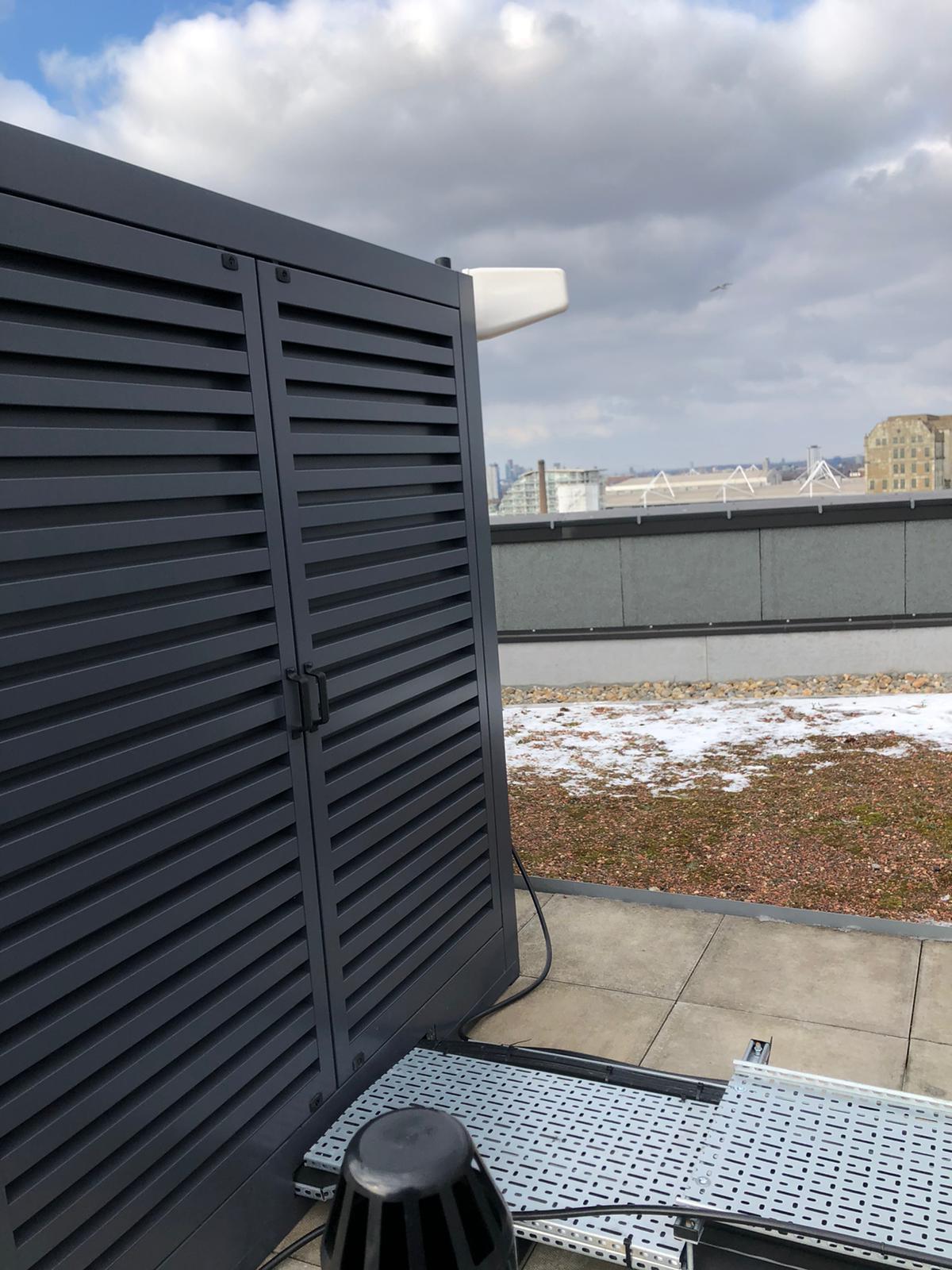 Outdoor Yagi Antennas 1