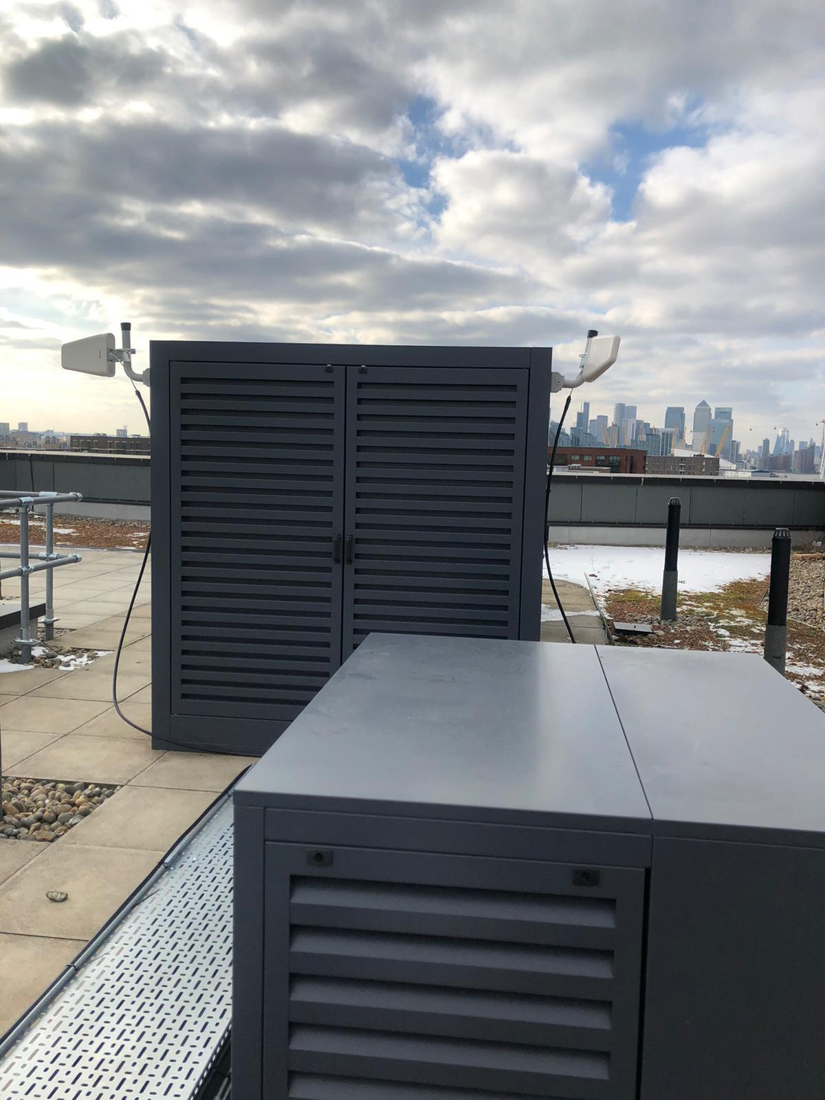 Outdoor Yagi Antennas