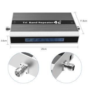 Triband Mini Signal Booster
